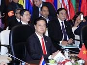 Inauguran Cumbre de ASEAN en Brunei