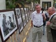 VNA homenajea al general Vo Nguyen Giap con muestra de fotos