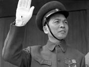 Nos sentimos muy orgullosos de Giap, afirmó dirigente comunista argentino