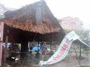 Provincias vietnamitas devastadas por tifón Nari