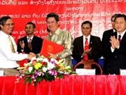 Vietnam construirá fábrica de tapioca en Laos