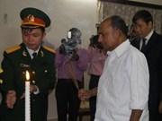 Amigos internacionales conmemoran general Vo Nguyen Giap