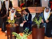 Festival marca relaciones diplomáticas Vietnam - EAU