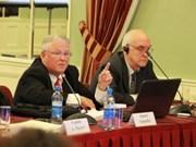 Sesiona en Rusia seminario sobre seguridad en Mar Oriental
