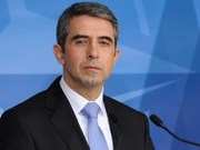 Presidente de Bulgaria visitará Vietnam