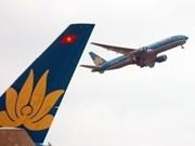 Fuerte crecimiento de la aviación sudesteasiática