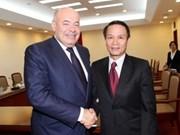 Información, parte importante de asociación Vietnam-Rusia
