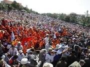 Cambodia: Partido opositor condiciona próxima negociación