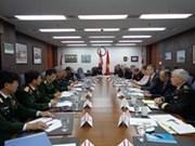 Vietnam y Canadá fortalecen cooperación militar