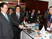 Impulsan cooperación económica con Medio Oriente y África del Norte