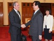 Vietnam cooperará con EE.UU en negociaciones del TPP, afirma premier
