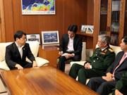 Impulsan Vietnam y Japón cooperación militar