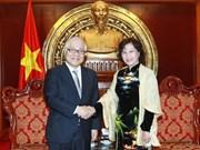 Vigorizan cooperación multisectorial Vietnam-Japón