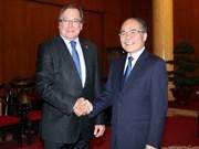 Profundiza Vietnam asociación integral con Nueva Zelanda