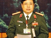 Ministro de Defensa vietnamita realiza gira por Sudcorea y EE.UU.