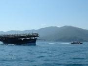Otro ataque ilegal de barcos armados chinos a pesquero vietnamita