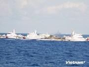 Buques chinos continúan obstaculizando pesqueros vietnamitas
