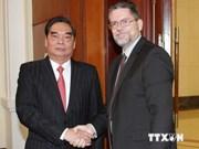 Vietnam y Nicaragua robustecen cooperación partidista
