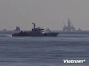 China aumenta buques militares para custodiar Haiyang Shiyou-981