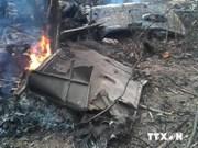 16 muertos y cinco heridos en accidente aéreo en Vietnam