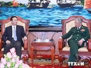 Japón financia a Vietnam construcción de nuevos barcos