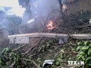 Fallecen dos de los cinco heridos en accidente de helicóptero en Vietnam