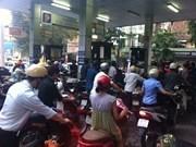 Precio de combustibles de Vietnam alcanza récord