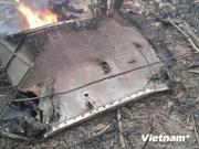 Laos envía condolencias a Vietnam por accidente de helicóptero