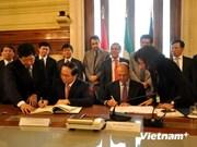 Impulsan Vietnam e Italia lucha contra delincuencia