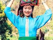Xoe, danza de los Thai en la región noroeste