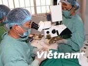 Realizan operaciones oftalmológicas gratuitas en Tra Vinh