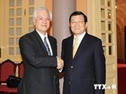 Japón continuará ayuda al desarrollo a Vietnam
