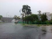 Convierte tifón Rammasun en depresión tropical