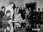 Celebran un coloquio sobre Acuerdo de Ginebra en Argelia