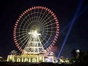 Inauguran en Vietnam una de las norias más grandes del mundo