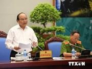 Logra Vietnam resultado alentador en lucha contra delincuencia