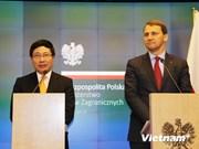 Polonia considera a Vietnam socio importante en Sudeste de Asia