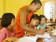 Kien Giang amplía enseñanza de idiomas de etnias minoritarias