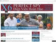 Lanzan sitio web bilingüe sobre legendario agente vietnamita