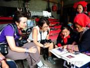Fuerte aumento de turistas a Lao Cai