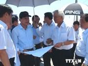 Gobierno apoyará proyectos de infraestructura en Khanh Hoa