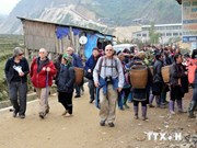 Lao Cai recibirá olas de turistas en días feriados
