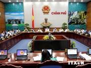 Inauguran reunión ordinaria del gobierno vietnamita