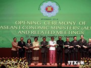 ASEAN y sus socios comprometidos con integración económica