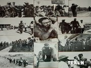 Exposición fotográfica de Vietnam en Cuba