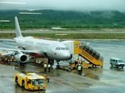 Ejecutan en Vietnam primer simulacro de emergencia aeronáutica