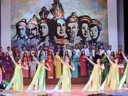 En Hanoi Gala musical honra al Presidente Ho Chi Minh