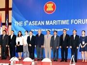 ASEAN y socios debaten cooperación marítima