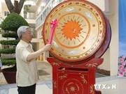 Dirigentes vietnamitas participan en inicio de nuevo curso escolar