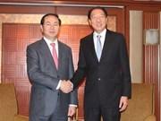 Vietnam y Singapur estrechan cooperación en seguridad